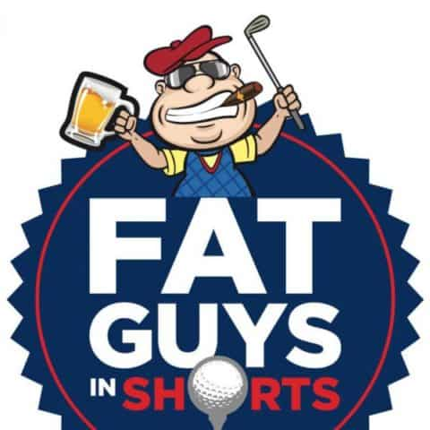 Fat Guy in Shorts Golf Tourney logo