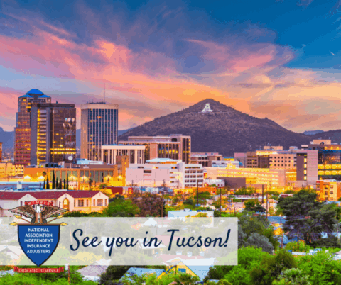 Announcing the annual conference in Tucson